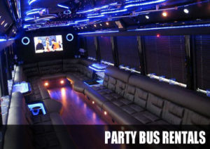 san jose party bus rental
