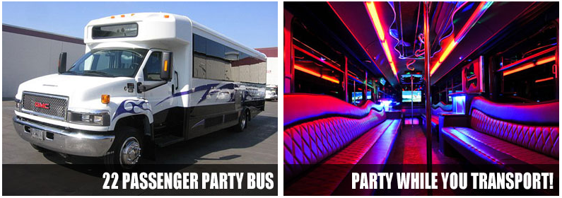 party bus rentals san jose