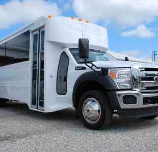22 Passenger Party Bus Rental San Jose