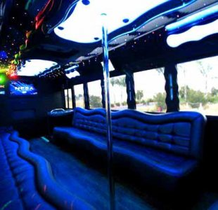 40 People Party Bus San Jose