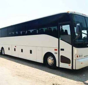 50 Passenger Charter Bus San Jose