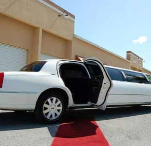 Lincoln Stretch Limousine San Jose
